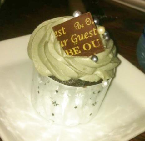 The Master Cupcake!
