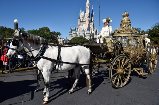 Before arriving at Hollywood Studios, it made it's Florida debut at the Magic Kingdom.