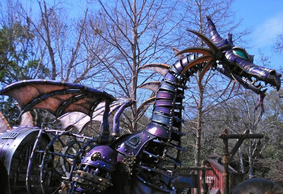 Festival of Fantasy Parade Premier