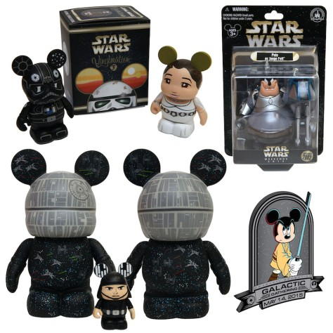 Star Wars vinylmations