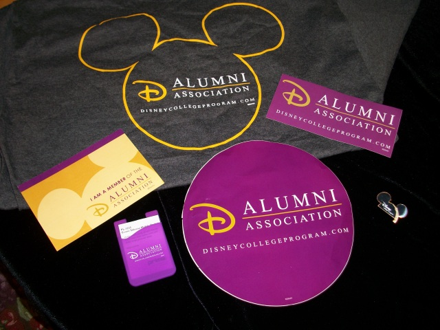 Free goodies from the DCP Alumni Association!