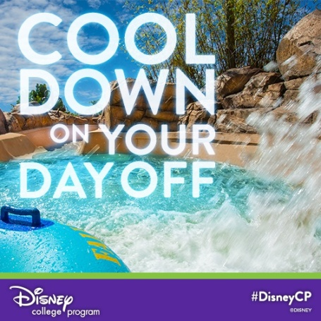 CP Moment: Typhoon Lagoon on your day off!!!