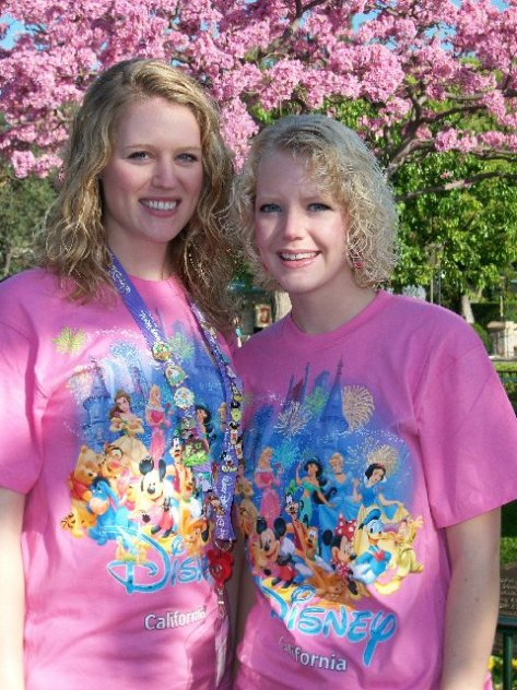 Two Disney Sisters