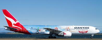 Quantas:  Disney's Planes