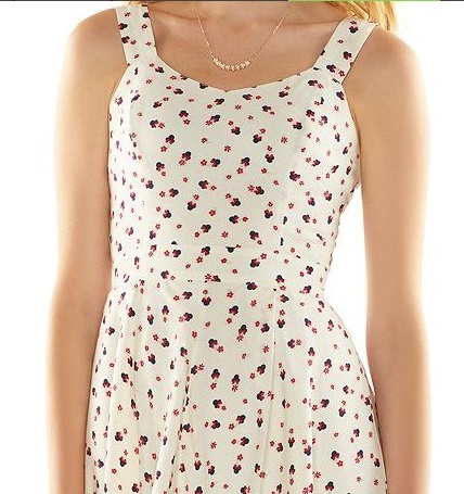 Another cute Minnie Mouse dress.  $68