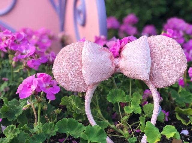 pink ears