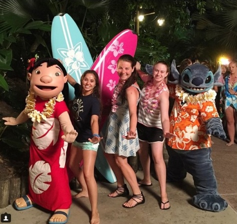 Character Meet & Greet with Lilo & Stitch