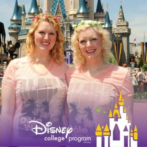 two disney sisters