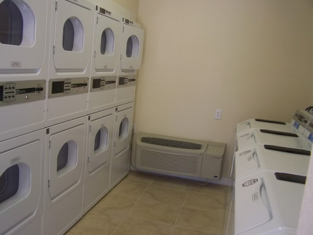 Patterson's washers/dryers