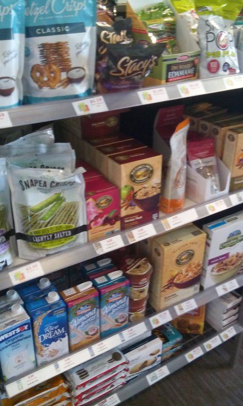 Organic aisle