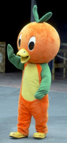 We're hoping with Orange Bird's return to Adventureland in 2015 that the character will start to make appearances too!
