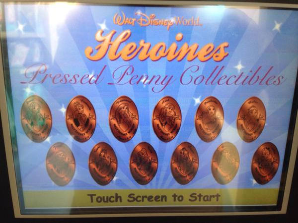 New:  12 pressed pennies for $10. Old: 12 pressed pennies for $6.12