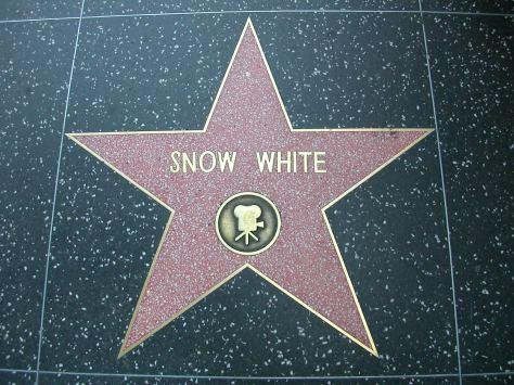 Snow White's star.
