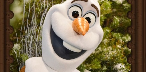 Olaf will be singing and dancing at DHS this summer!