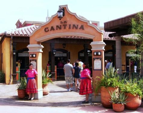La Cantina de San Angel at Epcot Mexico