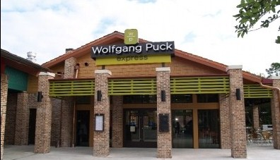 Wolfgang Puck Express at DTD Marketplace