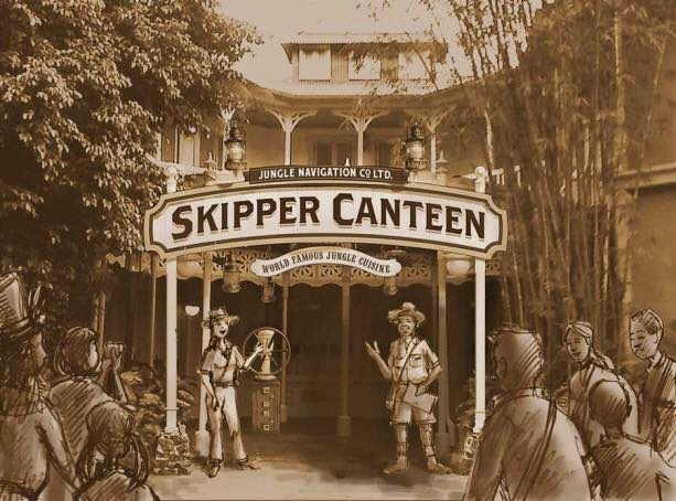 Skipper Canteen is coming to Adventureland.