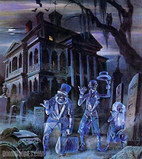 Beware the hitchhiking ghost!