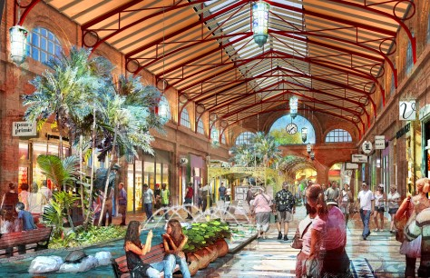 Disney Springs Town Center (opening in 2016).