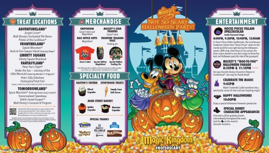 Trick-or-Treat candy stations (free!!)