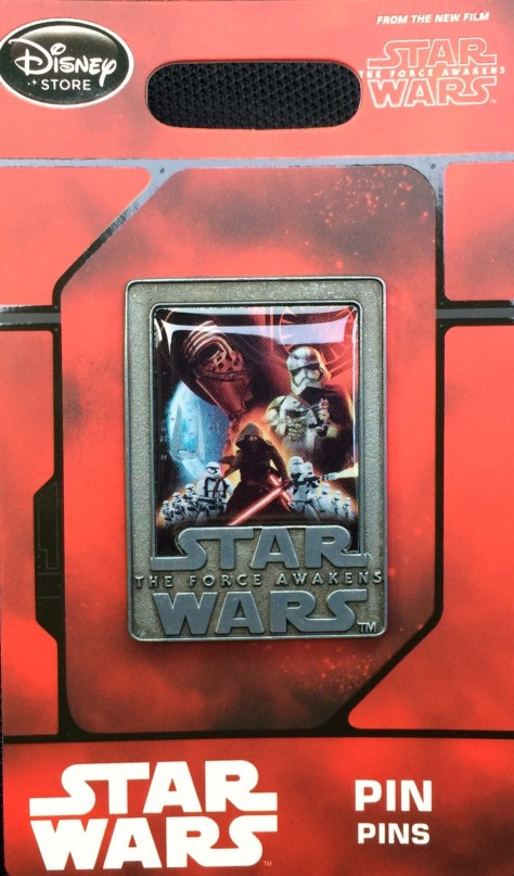 Special Star Wars pin