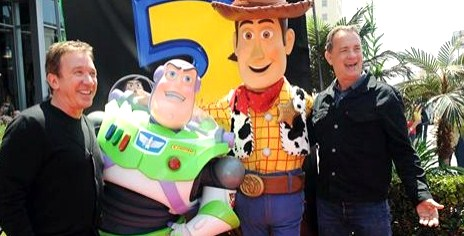Both Tim Allen and Tom Hanks will be back for Toy Story 4!