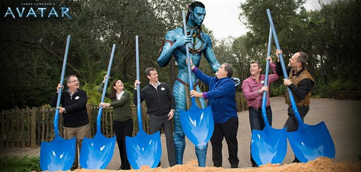 Update On Pandora The World Of Avatar At Disney S Animal