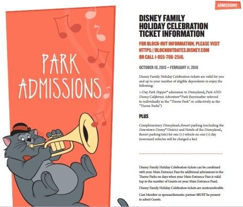 Park Admissions
