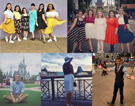 dapper day