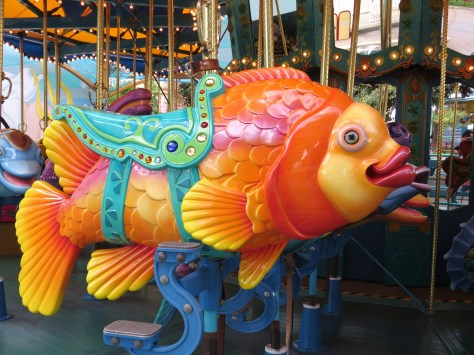 One of the fish.