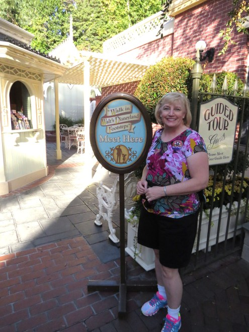 9am: Walk in Walt's Footsteps Tour