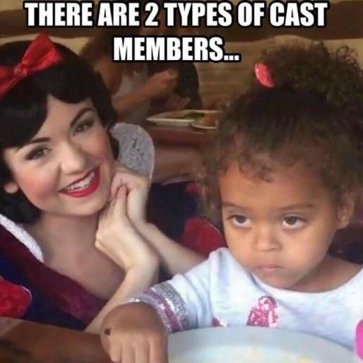 cast member