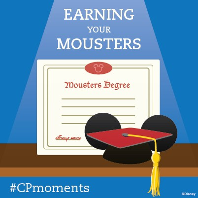 CP Moment Earning Degree