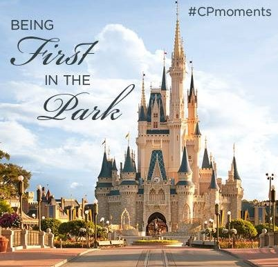 CP moment First in Park