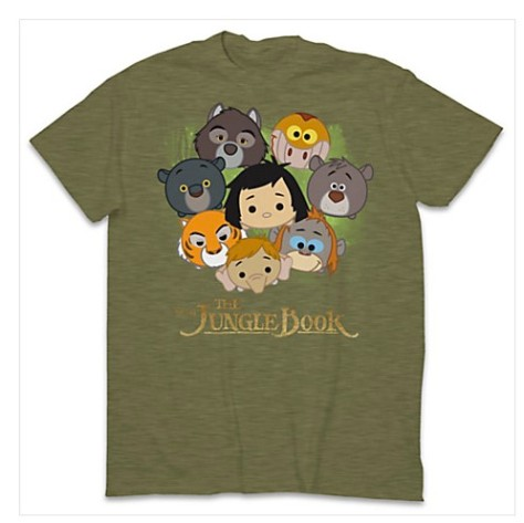 jungle book tshirt