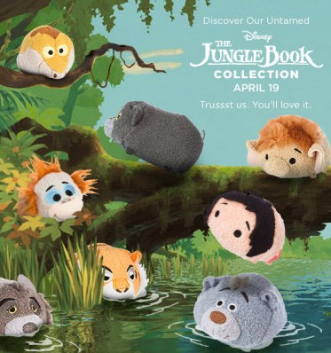 jungle book tsums tsum