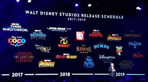 Upcoming Disney Movies Release Schedule 2017 – 2019 | Elly