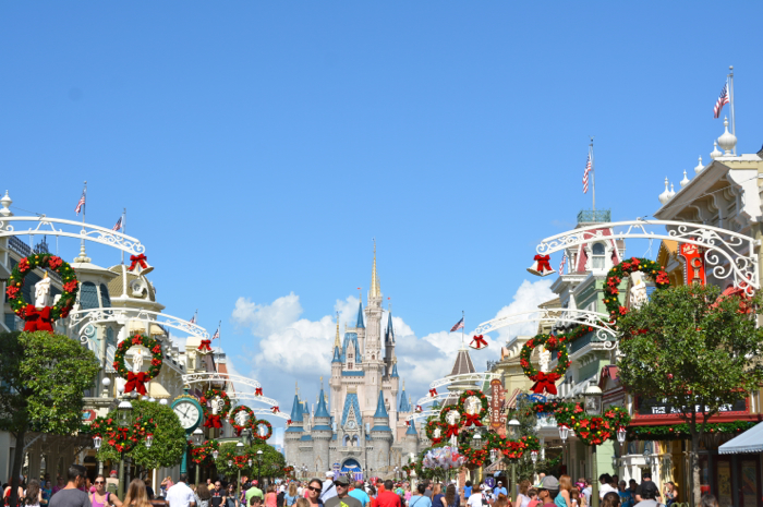no parade sequences will be taped at wdw this year - Disneyworld Christmas