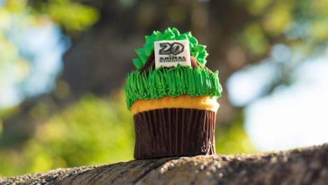 DAK cupcake