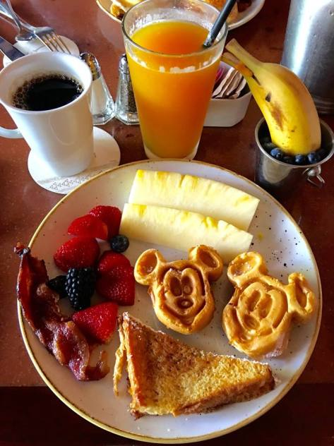 Aulani breakfast