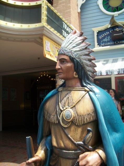 disneyland indian