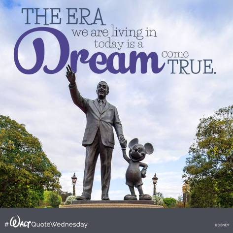 Walt Dream quote