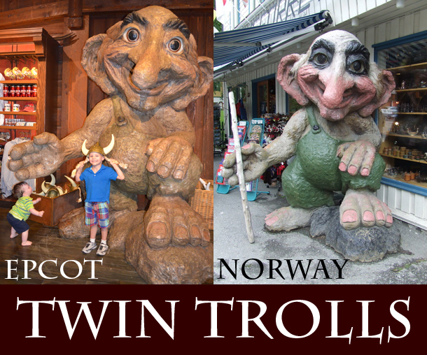 Epcot-Twin-Trolls