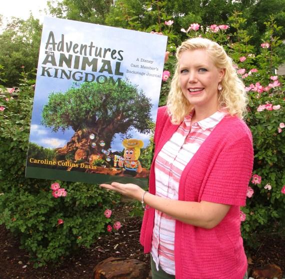 Adventures book