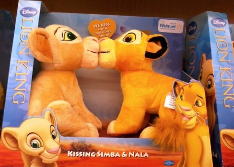 kissing_simba_and_nala