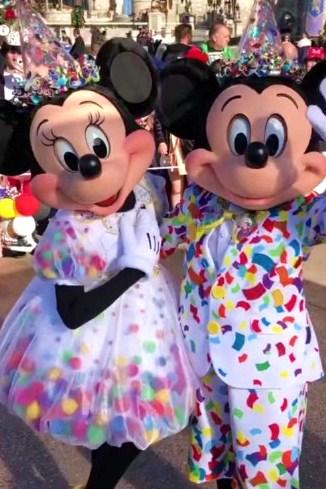90th birthday Mickey