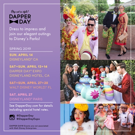 dapper day 2019