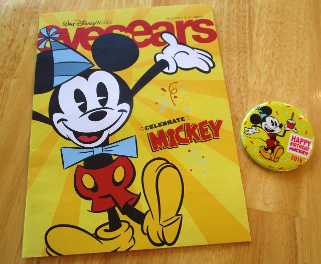 Mickey 90th
