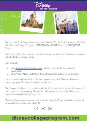 dcp fall