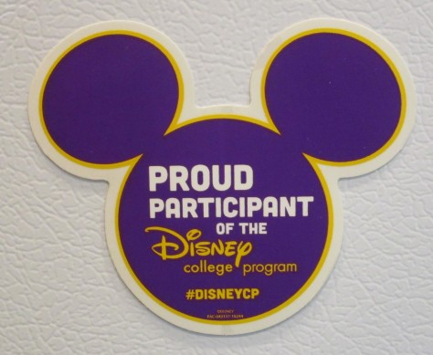 DCP Kitchen Magnet